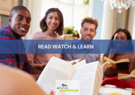 Read, Watch and Learn